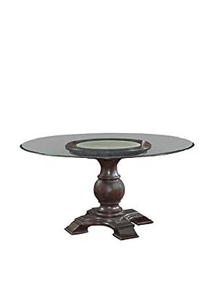 Bassett Mirror Company Hampton Dining Table (Espresso)