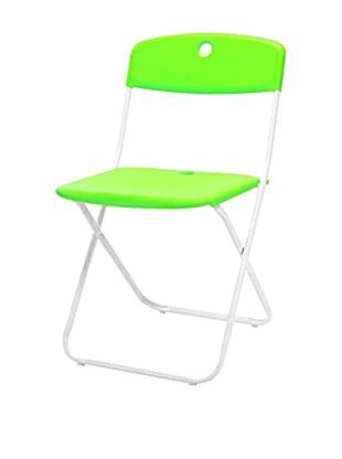 Special tables & Chairs Set Silla Plegable 4 Uds. Nina Verde