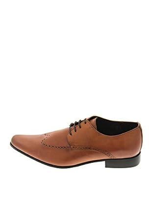 Pascal Morabito Zapatos Business Rhayan (Coñac)