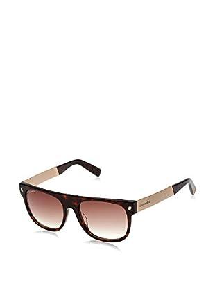 D Squared Sonnenbrille DQ016354 (54 mm) havanna