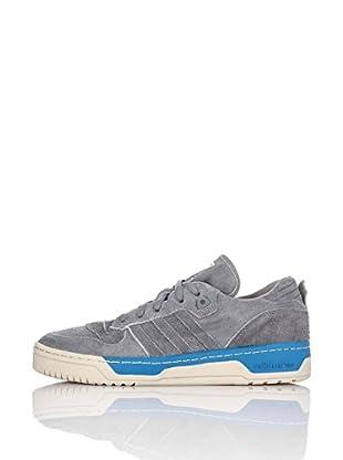 adidas Zapatillas Casual 84-Lab. (Gris / Azul)