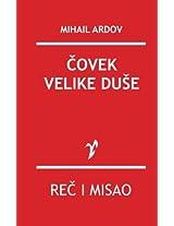 Covek velike duse: knjiga Sostakovicu