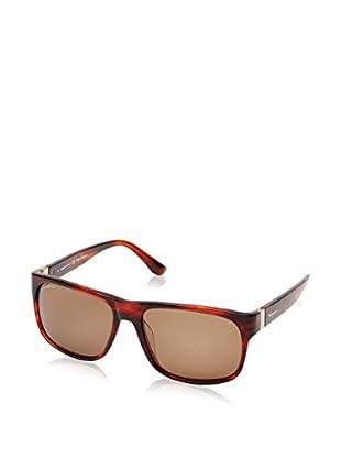 Ferragamo Sonnenbrille 639S_216 (57 mm) braun