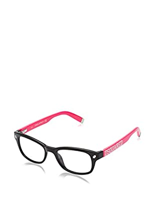D Squared Gestell DQ500651 (51 mm) schwarz/rosa