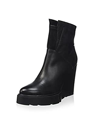 Crime London Keil Stiefelette 32101A15