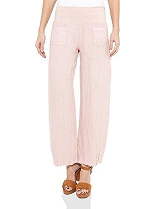 DES FILLES A LA VANILLE Pantalone Lino Yoga