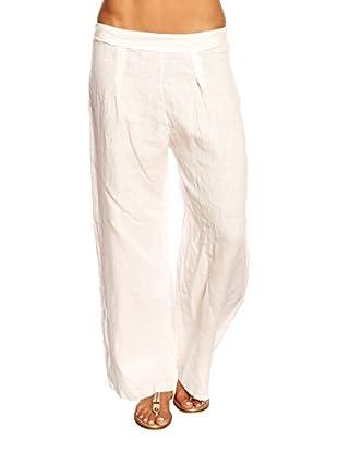100% Linen Pantalón Lili
