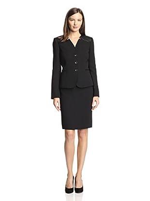 Tahari by ASL Women's Kris Skirt Suit