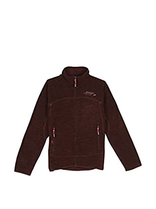GEOGRAPHICAL NORWAY Polaire Polaire Lady Marron