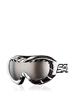 Salice Skibrille 801Darwsv weiß/schwarz