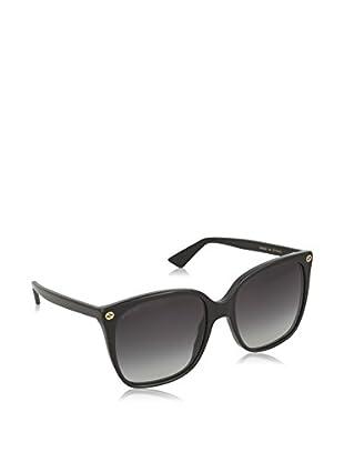 Gucci Gafas de Sol 0022S_001 (57 mm) Negro