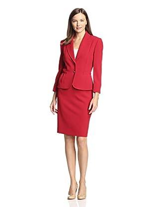 Tahari by ASL Women's Frankie Skirt Suit