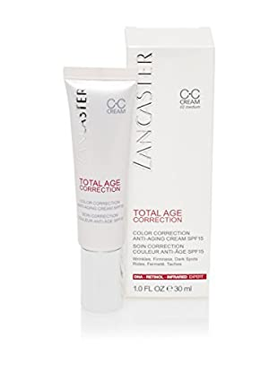LANCASTER CC Cream Total Age SPF 15 30 ml
