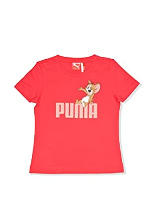 Puma Camiseta Manga Corta Fun Tom & Jerry Tee