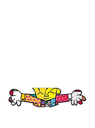 ARTOPWEB Panel Decorativo Britto The Hug