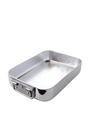 Mauviel M'pure 9.5-Qt. Rectangular Aluminum Roasting Pan