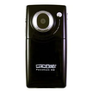 MYMUVI FaceCam HD - Black