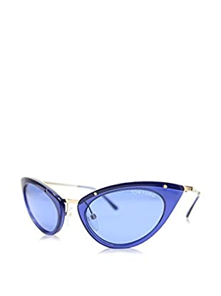 Tom Ford Gafas de Sol FT-GRACE 0349S-90V (52 mm) Azul