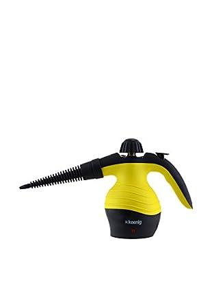 H.koenig Dampfreiniger NV60 gelb
