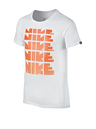 Nike T-Shirt Stmt Ctn Dna Repeat Yth
