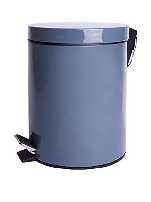 Mülleimer 12 L grau