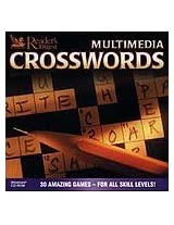 Reader's Digest Multimedia Crosswords (Gold Collection) (PC)