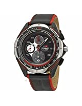 D.Factory Black-Label Silver-Tone Steel Chronograph Mens Watch Dfw025Wbw
