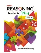 Reasoning Trainer Plus for Class 8 (Old Edition)