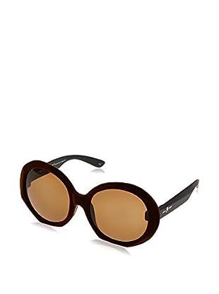 Karl Lagerfeld Sonnenbrille KL002S (57 mm) braun