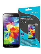 Accell Tech Guard Smartphone Screen Protector for Samsung Galaxy S5 Mini (S182A-004L)