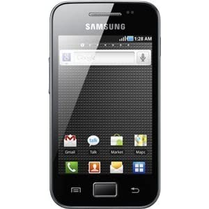 Samsung Galaxy Ace GT-S5830 (Onyx Black)