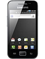 Samsung Galaxy Ace S5830 Smartphone-Black