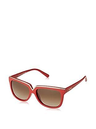 Valentino Gafas de Sol V638S (53 mm) Rojo