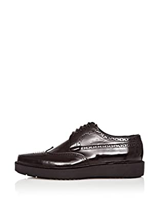 Wolfland Zapatos Derby Picadilly (Negro)