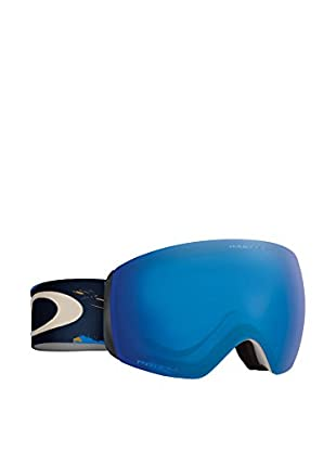 OAKLEY Skibrille OO7064-06 blau