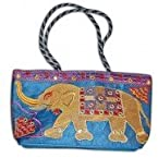 Traditional Hand bag with Traditional Print