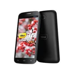 IDEA ULTRA PLUS 3G SMARTPHONE (ALCATEL)-BLACK LEATHER