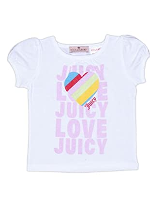 Juicy Couture Camiseta (blanco)