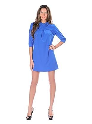 Bleu Marine Kleid Celine