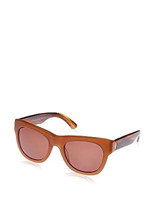 Calvin Klein Gafas de Sol Ck7956S (54 mm) Marrón