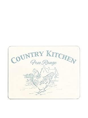 Premier Interior Set Mantel Individual 4 Uds. Country Kitchen