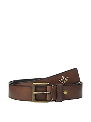 Dockers Cintura Pelle 38Mm Vintage Strap W/ Stitched Anchor Lo