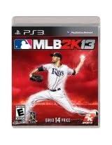 MLB 2K13 PS3