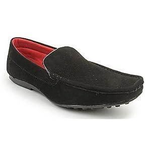Bacca Bucci Black Men Loafers
