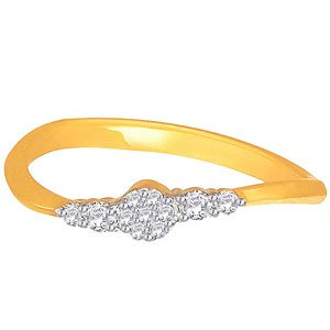 Gili Diamond Ladies Ring PRM170 | Color Yellow