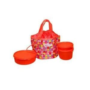 Tupperware Girlz Day Out Lunch set