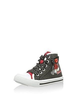 Disney Minnie Hightop Sneaker