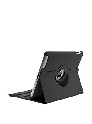 Unotec Funda Rotación iPad 2 / 3 / 4 Negro