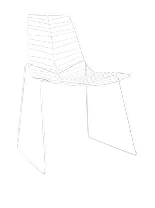 ARPER Stuhl Leaf 1801 weiß