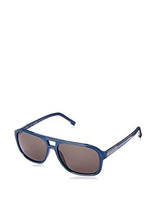 Lacoste Occhiali da sole 742S 424 (57 mm) Blu